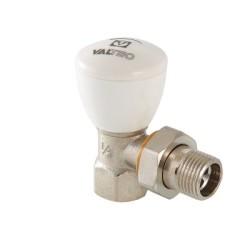 Клапан ручной VALTEC, для радиатора, угловой
