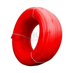 Труба PE-RT 16х2,0 (200м бухта) Valfex красный