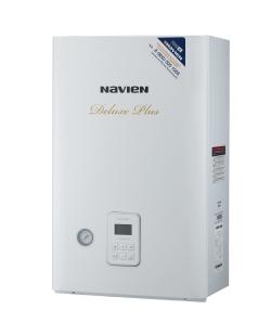 Газовый настенный котел Navien Deluxe Plus 24K