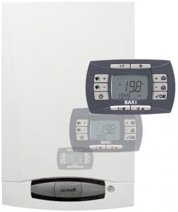 Газовый настенный котел Baxi NUVOLA-3 Comfort 280 Fi (Turbo)