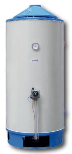 Газовый накопительный водонагреватель BAXI SAG 3 300 T
