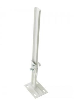 Кронштейн напольный тип K11.9 ВН 500/120 тип 20/21/22/33 без крепежа  к полу