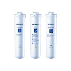 Комплект модулей сменного фильтра Аквафор К5-К2--К7М (Морион 101S)