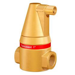 Сепараторы воздуха Flamcovent