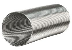 Гофра алюминиевая