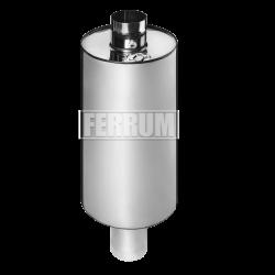 Бак круглый Ferrum на трубе 45 л.