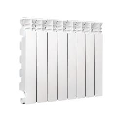 Алюминиевый радиатор ARDENTE C2 500/100 - 8 секций