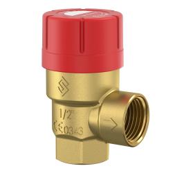 Предохранительный клапан Prescor 1/2х1/2-3bar